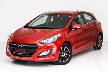 Hyundai i30 1,6 CRDi Comfort bei Auto Meisinger in