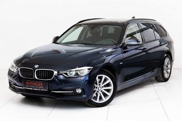 BMW 318d Touring Sport Line Aut. bei Auto Meisinger in