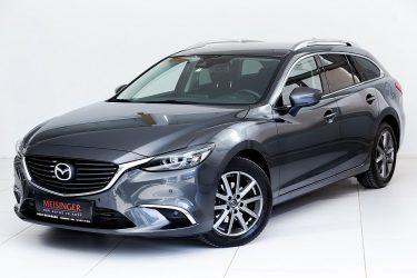 Mazda Mazda 6 Sport Combi CD150 Revolution bei Auto Meisinger in