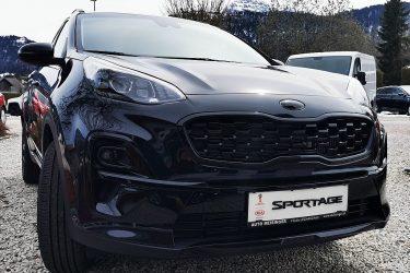 KIA Sportage 1,6 CRDI SCR Black Edition bei Auto Meisinger in
