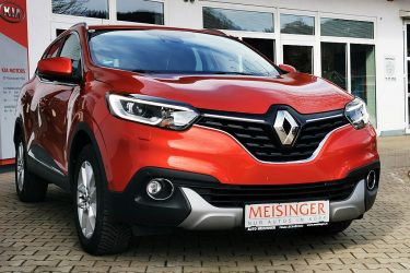 Renault Kadjar Energy dCi 110 EDC 6-Gang XMod bei Auto Meisinger in