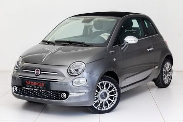 Fiat 500C FireFly Hybrid 70 Dolcevita bei Auto Meisinger in