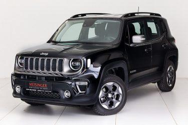 Jeep Renegade 2,0 MultiJet II 140 Limited AWD Aut. bei Auto Meisinger in