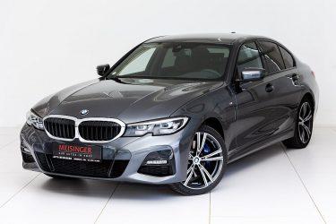 BMW 330e M-Paket Aut. bei Auto Meisinger in