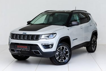 Jeep Compass 4xe PHEV Trailhawk bei Auto Meisinger in