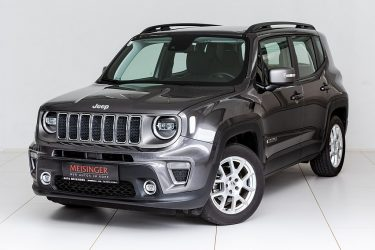 Jeep Renegade 1,3 MultiAir T4 FWD 150 Limited bei Auto Meisinger in