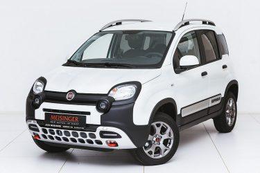 Fiat Panda TwinAir 85 4×4 Cross bei Auto Meisinger in