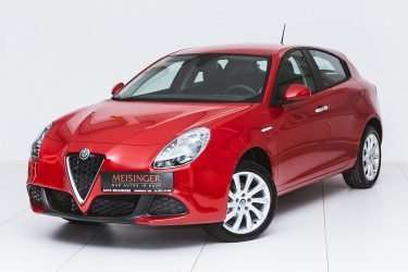 Alfa Romeo Giulietta 1,4 TB 120 bei Auto Meisinger in