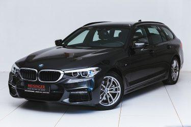 BMW 520d xDrive Touring M-Paket Aut. bei Auto Meisinger in