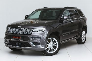 Jeep Grand Cherokee 3,0 V6 CRD Summit bei Auto Meisinger in