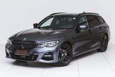 BMW 320d xDrive Touring M-Paket 48 V Mild-Hybrid-Technologie Aut. bei Auto Meisinger in