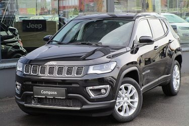 Jeep Compass 1,6 MultiJet FWD 6MT Limited bei Auto Meisinger in