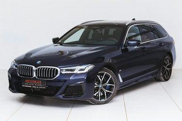 BMW 530d 48 V Touring xDrive M-Paket Aut. bei Auto Meisinger in