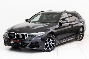 BMW 520d 48 V Touring xDrive M-Paket Aut. bei Auto Meisinger in