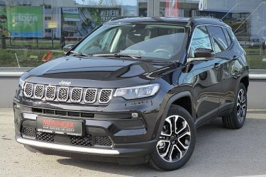 Jeep Compass 1,3 MultiAir Limited T4 FWD 6MT bei Auto Meisinger in