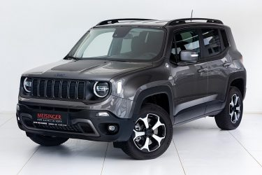 Jeep Renegade 1.3 PHEV AT 4xe Trailhawk bei Auto Meisinger in