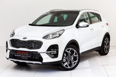 KIA Sportage 1,6 CRDI SCR MHD AWD GT-Line DCT Aut. bei Auto Meisinger in