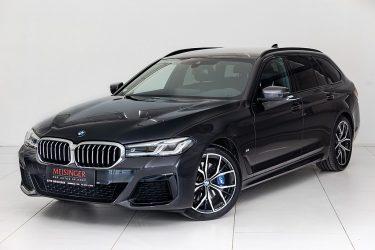 BMW 520d 48 V Touring M-Paket Aut. bei Auto Meisinger in