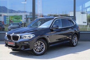 BMW X3 xDrive30d M Sport Aut. bei Auto Meisinger in