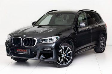 BMW X3 xDrive30d M-Paket Aut. bei Auto Meisinger in