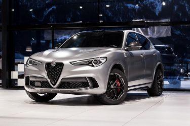 Alfa Romeo Stelvio Quadrifoglio Nürburgring Edition bei Auto Meisinger in