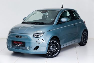 Fiat 500 Elektro La Prima 3+1 42 kWh bei Auto Meisinger in