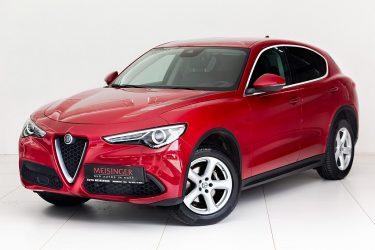 Alfa Romeo Stelvio First Edition 2,0 ATX AWD bei Auto Meisinger in