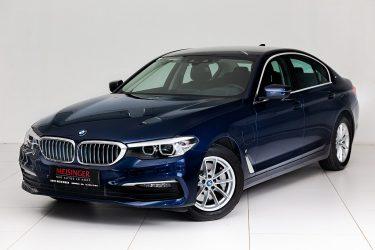 BMW 530e PHEV iPerformance bei Auto Meisinger in