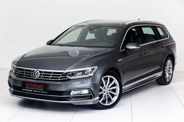 VW Passat Variant SCR Highline 2,0 TDI 4Motion DSG bei Auto Meisinger in