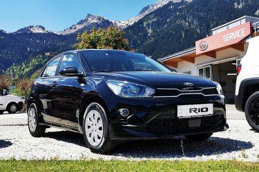 KIA Rio 1,25 MPI Titan ISG bei Auto Meisinger in