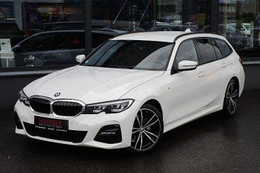 BMW 320d xDrive Aut. 320 d xDrive Aut. M-Sportpaket 19 Zoll bei Auto Meisinger in