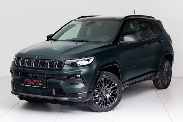 Jeep Compass 1.3 PHEV 80th Anniversary AT 4xe bei Auto Meisinger in