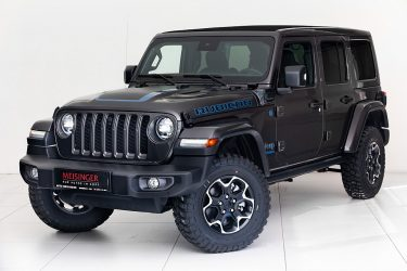 Jeep Wrangler 4xe Unlimited Rubicon 2021 bei Auto Meisinger in