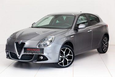 Alfa Romeo Giulietta Super 1,4 TB 120 bei Auto Meisinger in