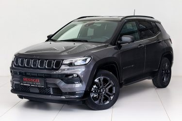 Jeep Compass 1.3 Multiair 80th Anniversary T4 FWD 6DDCT bei Auto Meisinger in
