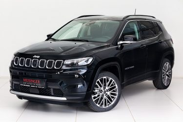 Jeep Compass 1.3 Multiair Limited T4 FWD 6MT bei Auto Meisinger in