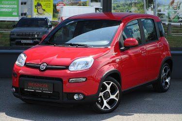 Fiat Panda Sport FireFly Hybrid 70 bei Auto Meisinger in