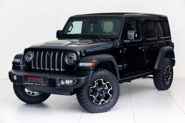 Jeep Wrangler Rubicon PHEV 2,0 GME Aut. bei Auto Meisinger in