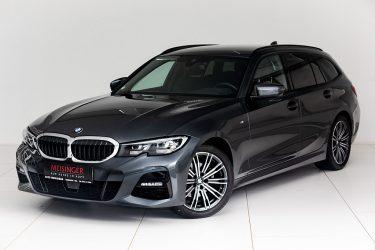 BMW 320d Touring 48 V Mild-Hybrid-Technologie Aut. bei Auto Meisinger in