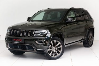 Jeep Grand Cherokee 3,0 V6 CRD 75th Anniversary bei Auto Meisinger in
