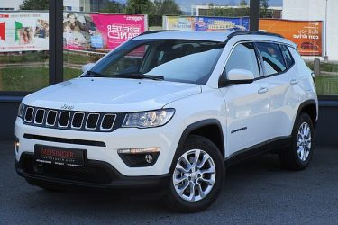 Jeep Compass 1.3 PHEV Longitude AT 4xe bei Auto Meisinger in