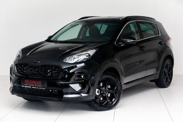 KIA Sportage 1,6 CRDI SCR MHD AWD Black Edition DCT Aut. bei Auto Meisinger in