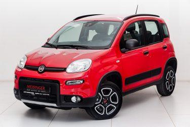 Fiat Panda TwinAir 85 4×4 Wild bei Auto Meisinger in