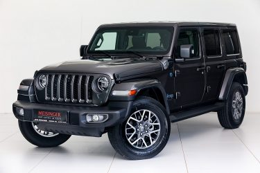Jeep Wrangler 80th PHEV 2,0 GME Aut. bei Auto Meisinger in